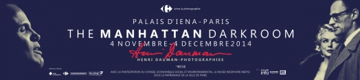 Carrefour supports the Manhattan Darkroom exhibition at The Palais d'Iéna from 4 November to 4 December in Paris