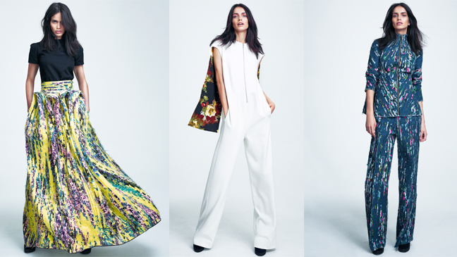 Eddy Anemian collection to be available at selected H&M stores, as well as online, from October 23