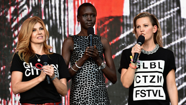 H&M Conscious Foundation and Global Citizens around the world call on World Leaders to end extreme poverty by 2030
