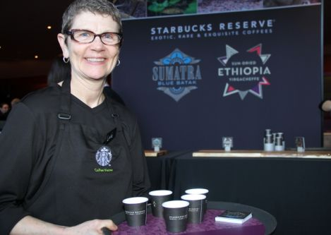 Starbucks Reserve® coffees launch ultra-premium line of coffees that are the most rare, limited availability coffees from around the world