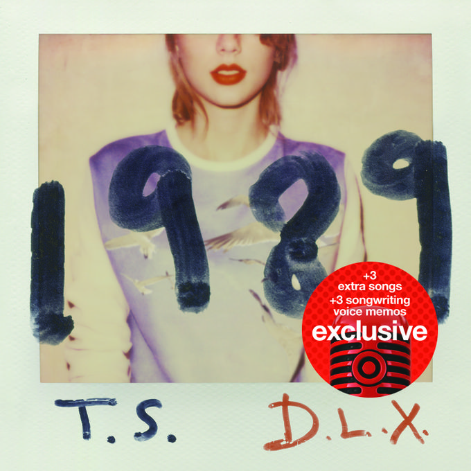 """Target exclusive deluxe edition of Taylor Swift's """"1989"""" now available"""