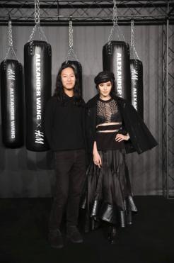 Alexander Wang and Fan Bingbing