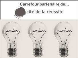 Carrefour supports this year's Cité de la réussite forum