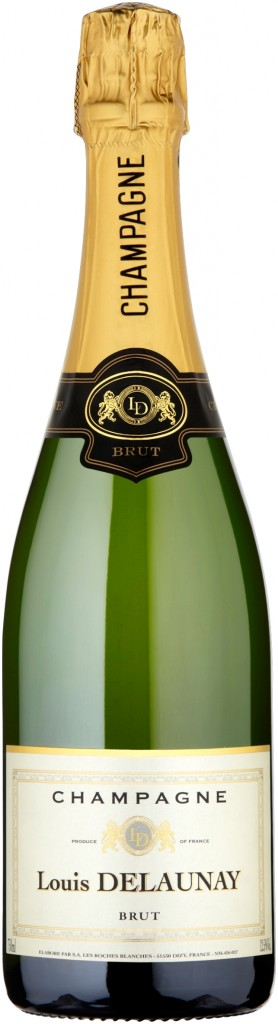 Cheapest quality champagne Louis Delaunay now available at Tesco