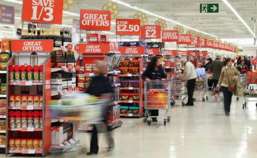 Sainsbury's to take part in the Black Friday sales craze for the first time this week