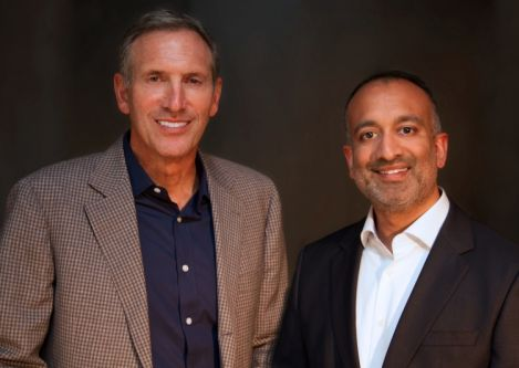 Starbucks CEO Howard Schultz and co-author Rajiv Chandrasekaran released new book highlighting the post-military careers of veterans