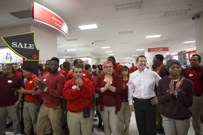 Target Corporation kicked off the holiday season with strong early start to Black Friday weekend