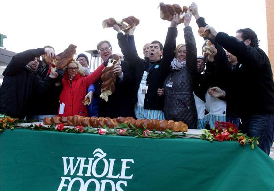 Lisa Slater Whole Foods