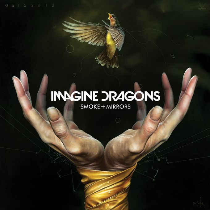 An exclusive deluxe edition of Grammy Award-winning rock band Imagine Dragons' new album Smoke + Mirrors available only at Target
