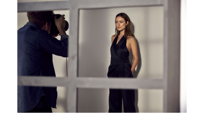 H&M announces that Olivia Wilde will be the face of H&M's latest Conscious Exclusive campaign