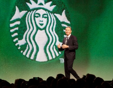 Starbucks Coffee Company details five-year strategic growth plan at its biennial Investor Day