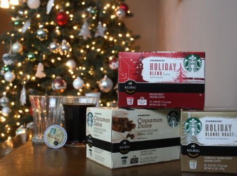 Starbucks unveils Holiday Coffee Gifts for The Traditionalist, The Party Planner and The Busy Bee, three types of Holiday Party Planners