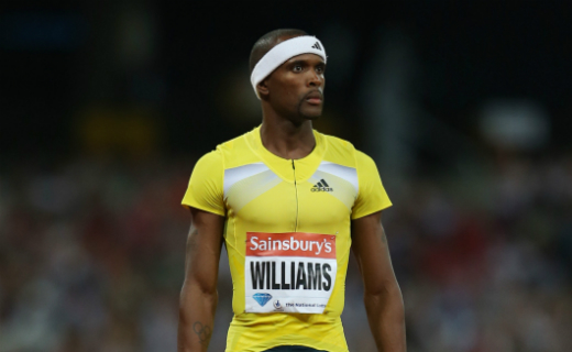 Conrad Williams will captain GB & NI team that also includes World Indoor 60m champion Richard Kilty at the Sainsbury's Glasgow International Match on 24 January