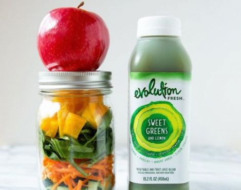 Evolution Fresh challenges Americans to get into the green routine by drinking one green juice a day for three days with the 3 Days to Green Movement