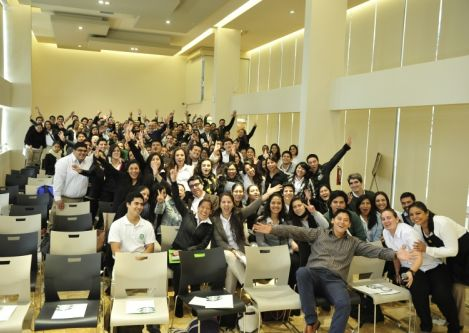Starbucks global coffee educator Major Cohen hosted master class in coffee in Lima, Peru
