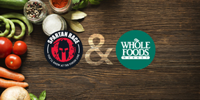 World's premier obstacle race company Spartan Race and Whole Foods Market announced partnership
