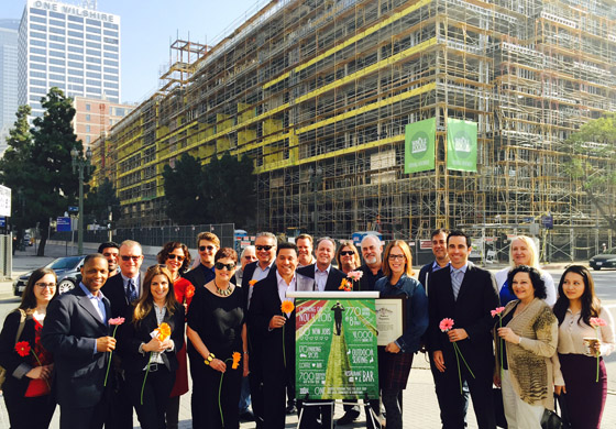 Whole Foods Market's 41,000-square-foot downtown Los Angeles flagship store to open Nov. 4, 2015