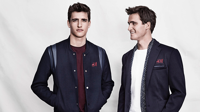 H&M signed long-term partnership with the Belgian show jumpers Nicola and Olivier Philippaerts