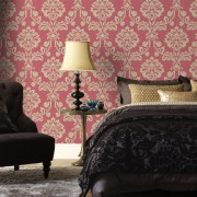 Homebase: homeowners are choosing period style patterned wallpapers to decorate their homes this season