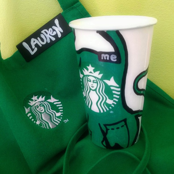 Starbucks Partner Cup Contest DC