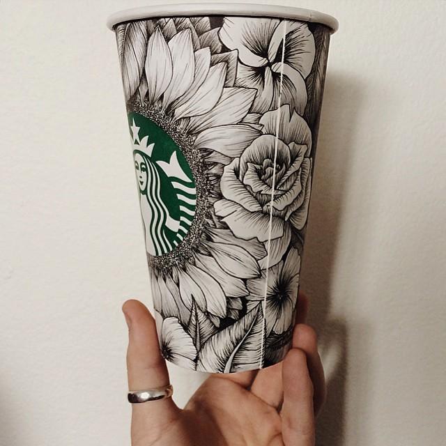 Starbucks Partner Cup Contest IL