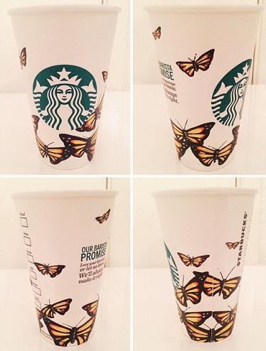 Starbucks Partner Cup Contest NM