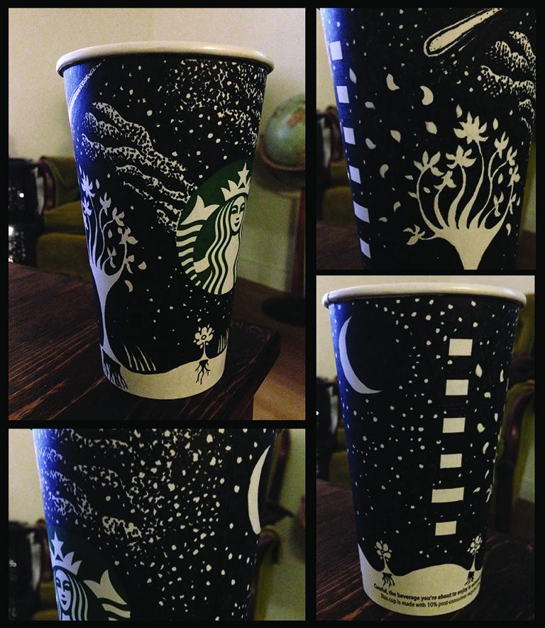 Starbucks Partner Cup Contest TX