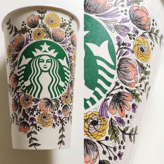 Starbucks Partner Cup Contest WA