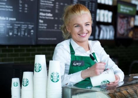 Starbucks UK announces the 1000th graduate of its apprenticeship programme