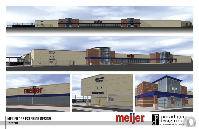 Meijer to invest $50M in extensive remodel projects for four supercenters in Kettering, Miami Township, Englewood and Beavercreek