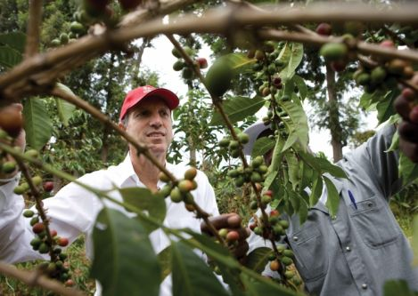 Starbucks invested more than $3.7 million in Origin Community Grants in 2014 to help support coffee farming communities