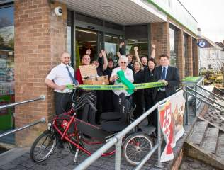 Two Co-operative food stores re-opens in Cardiff following major makeovers
