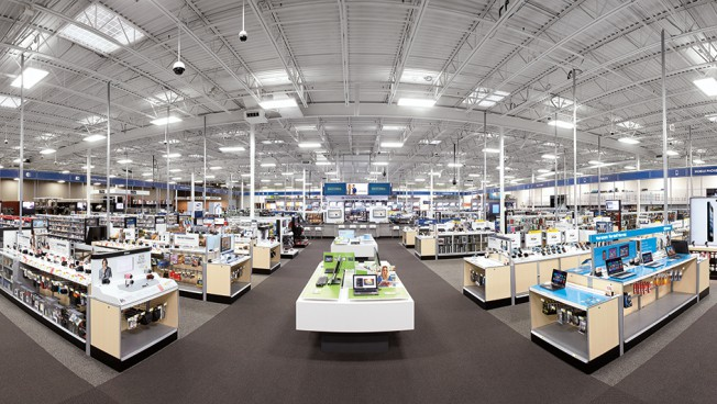 Best Buy's five-year-long drive to reduce its carbon footprint recognized at U.S. Department of Energy (DOE) White House ceremonies