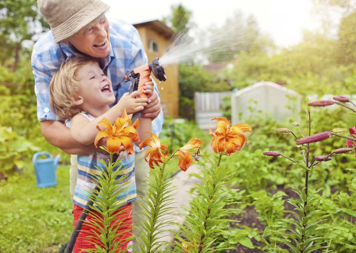 EPR Retail News   Homebase Survey Suggests That Grandparents Could Be The  Secret Weapon In Helping Britain Maintain Its Reputation As A Nation Of  Gardeners