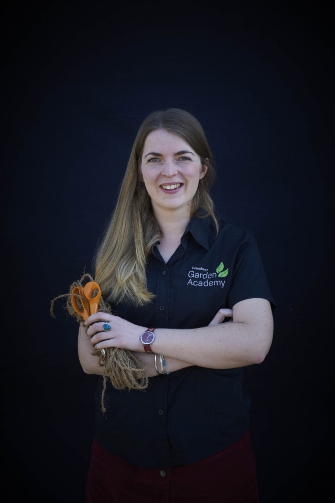 Homebase Garden Academy student Nicola Oakey to build her first RHS Show garden at BBC Gardener's World Live
