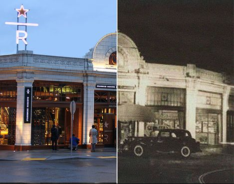 Historic Seattle awarded Starbucks its Best Adaptive Reuse Award for 2015 for its outstanding achievement in bringing the building of the old Packard Showroom back to life
