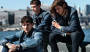JACK & JONES PARTNERS WITH MYER DEPARTMENT STORE IN AUSTRALIA TO OPEN SHOP-IN-SHOPS DOWN UNDER DURING SUMMER AND AUTUMN 2015