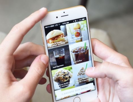 Starbucks Mobile Order & Pay expands to stores in 21 more states in the southern and central United States