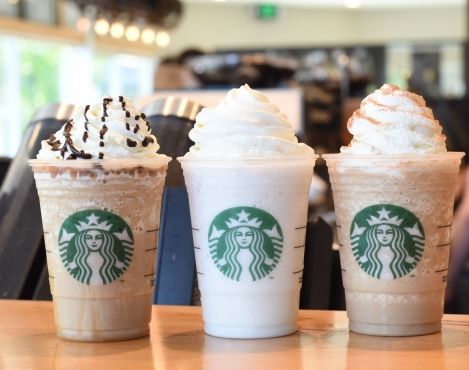 Starbucks announced the 3 finalists in Frappuccino® Flav-Off poll online after more than 1.4 million votes