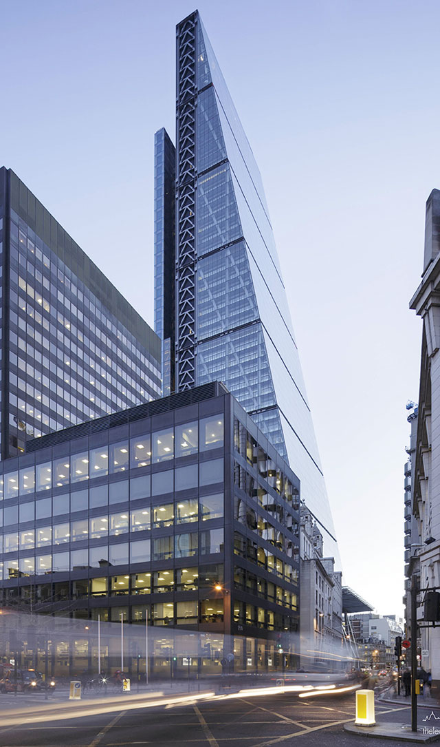 British Land and Oxford Properties announce that DRW Trading Group signed an Agreement for Lease at The Leadenhall Building