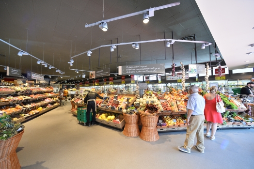 Carrefour Italy opens its 12rd Market Gourmet store in Varese, Northern Italy