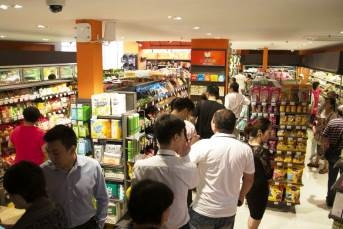 Carrefour opens its second Easy Carrefour store in Shanghai