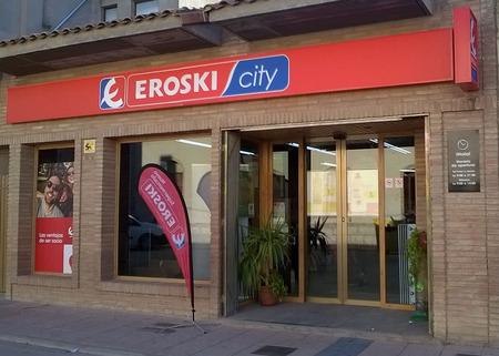 EROSKI inaugura el primer supermercado en Navarra en 2015