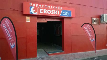 EROSKI inaugura el segundo supermercado franquiciado en Jaén este mes