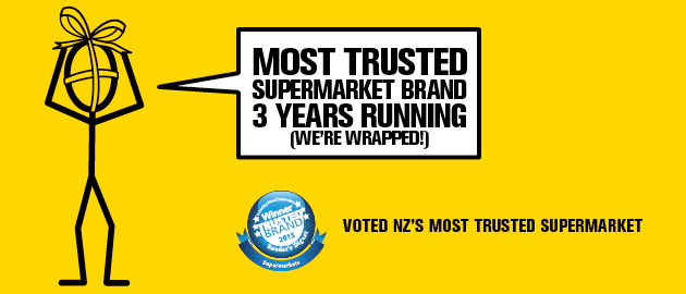 Most Trusted Supermarket Brand 2015