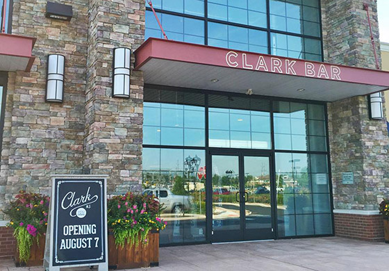 Opening on Aug. 7 Whole Foods Market Clark announces its full-scale restaurant - the Clark Bar