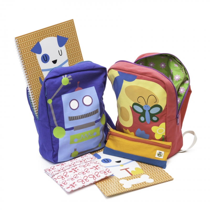 PBS KIDS and Whole Foods Market teamed up for new line of back-to-school products available exclusively at Whole Foods Market stores this July and August