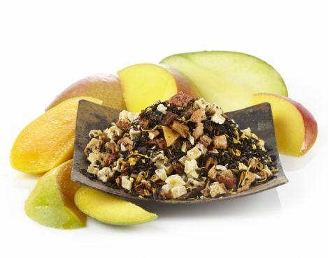 Product Launch: Teavana® Shaken Iced Mango Black Tea Lemonade available in participating Starbucks® stores