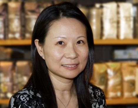 Starbucks China president Belinda Wong recognized for her leadership on a new 2015 ranking of Forbes top 100 women in business in China