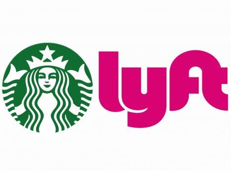 Starbucks, Lyft announce new, multi-year deal